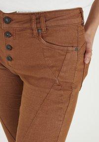 PULZ - PZROSITA - Jeans Skinny Fit - argan oil - 3