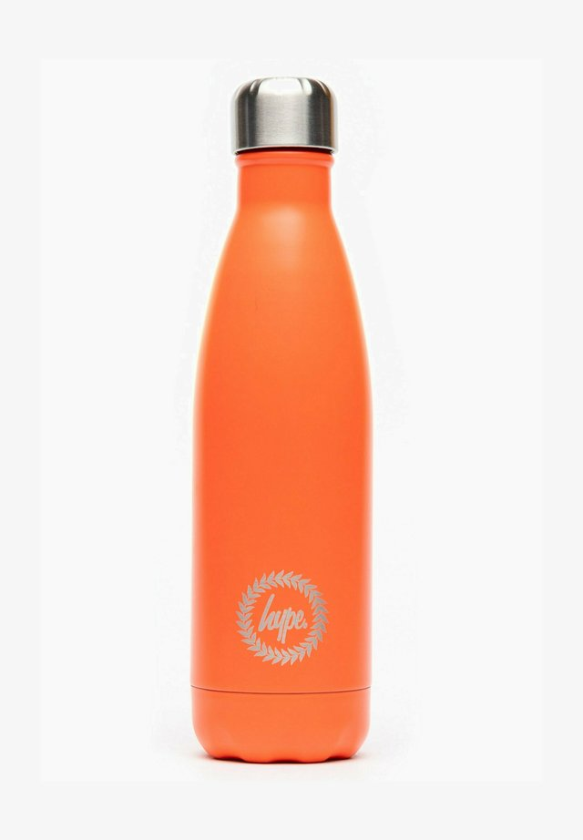 METAL REUSABLE WATER BOTTLE PLAIN - Other - orange