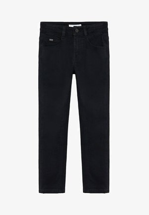 REGULAR - Jeans Straight Leg - black denim