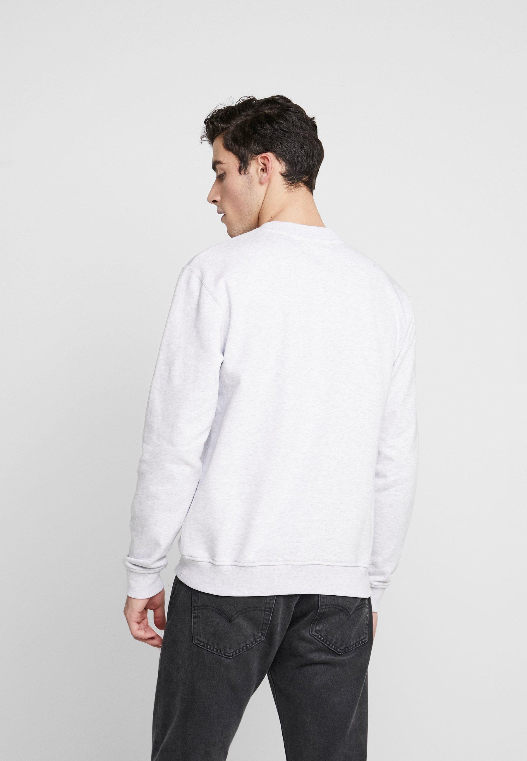 Wood Wood TYE  - Sweatshirt - light grey melange