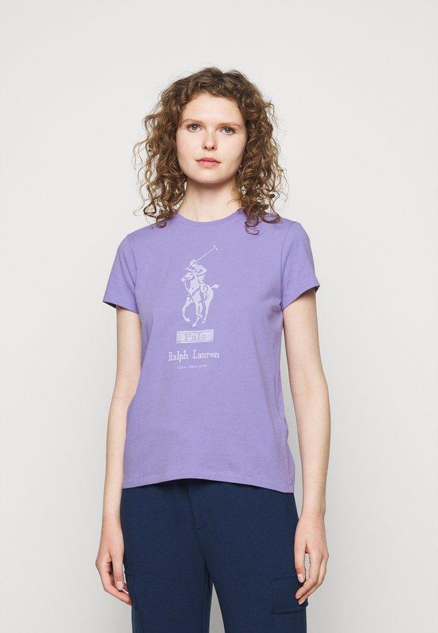 Camiseta estampada - hyacinth