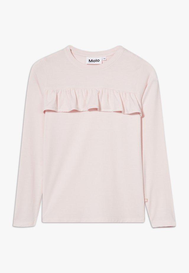 ROSITA - Top sdlouhým rukávem - peach blossom