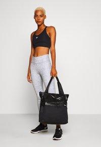 Nike Performance - RADIATE 2.0 - Sports bag - black/white - 1