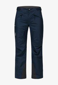 Haglöfs - LUMI FORM PANT - Snow pants - tarn blue - 4