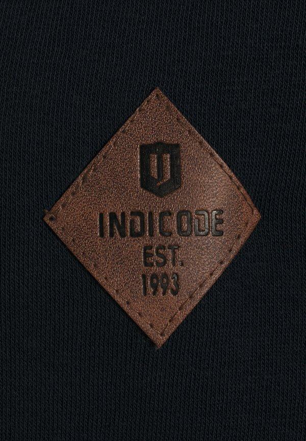 INDICODE JEANS QUINBY PLUS - Bluza rozpinana - navy/granatowy Odzież Męska ZKPH