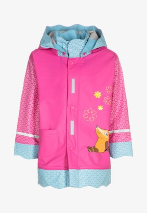 DIE MAUS - Waterproof jacket - pink