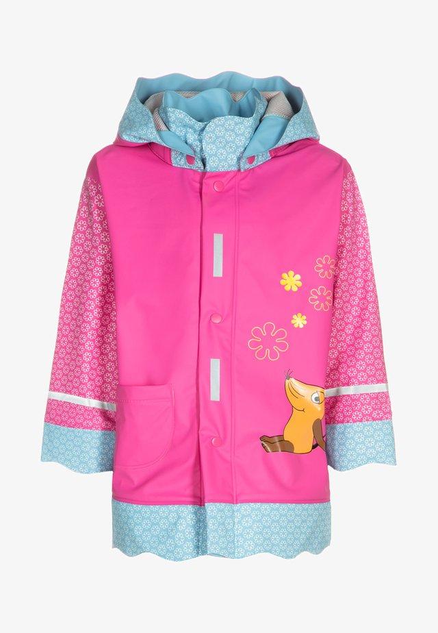 DIE MAUS - Vodotěsná bunda - pink