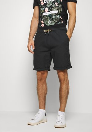 STRUCTURED - Shortsit - black