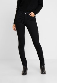 Opus - ELMA SOFT - Slim fit jeans - soft black - 0