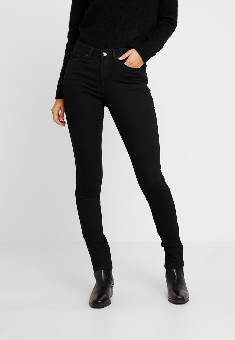 Opus - ELMA SOFT - Slim fit jeans - soft black