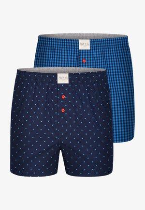 2-PACK 'CLASSICS' - Boxershort - dark blue