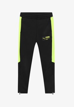ACTIVE SPORTS POLY - Trainingsbroek - puma black