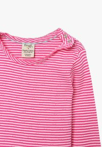 Frugi - MIA POINTELLE - T-shirt à manches longues - flamingo - 3