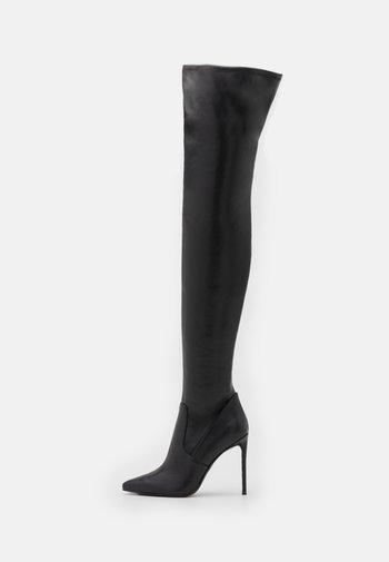 VAVA - High heeled boots - black paris