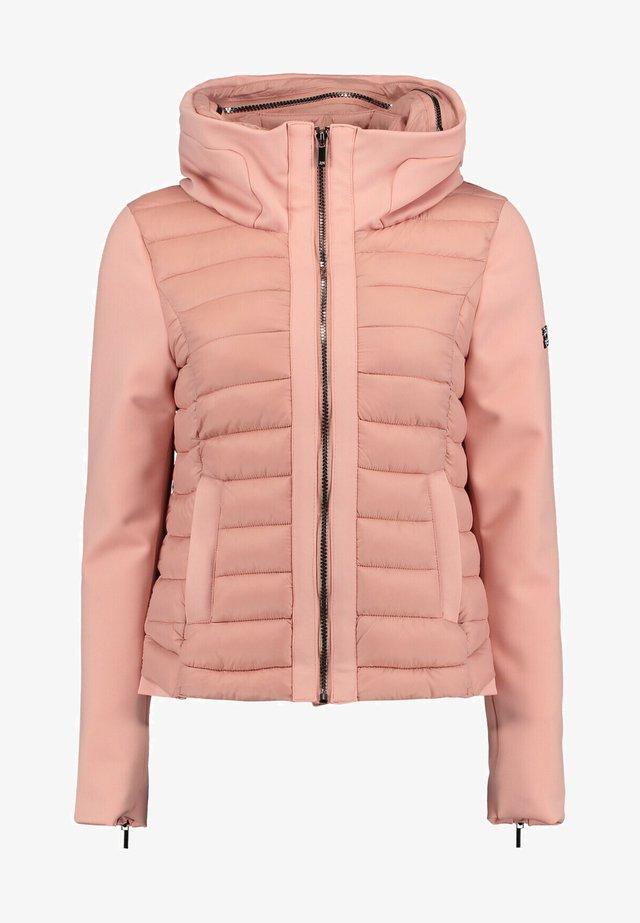 Winter jacket - rose