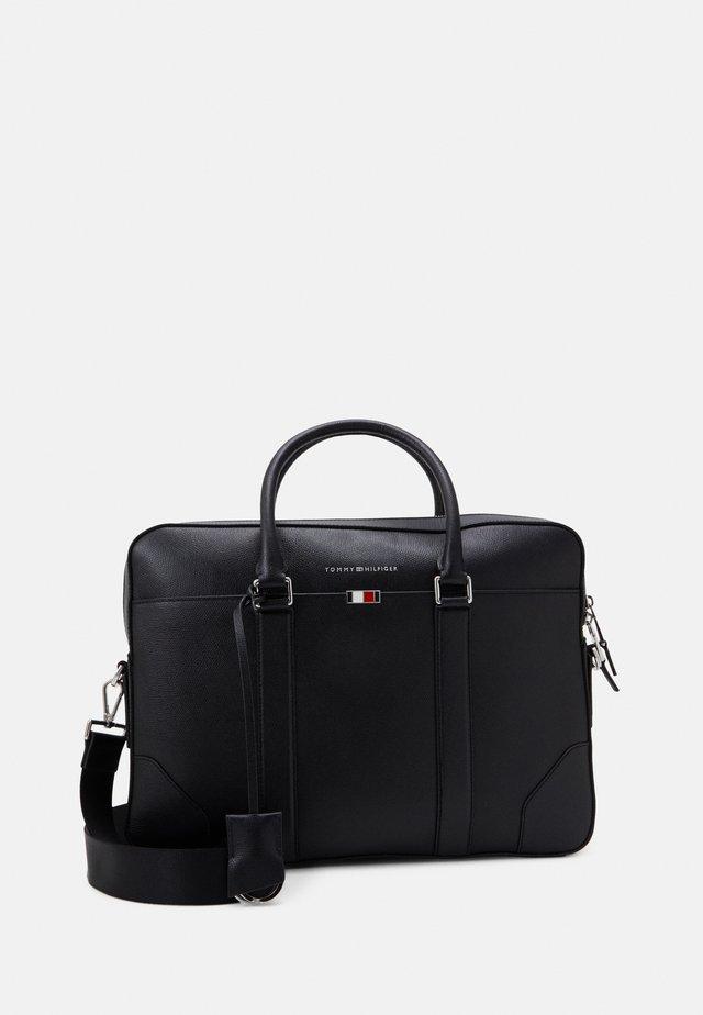 BUSINESS SLIM BAG UNISEX - Mallette - black