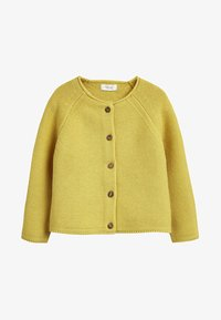 Next - Cardigan - yellow - 0