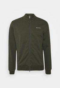 Marc O'Polo - Zip-up hoodie - rosin - 0