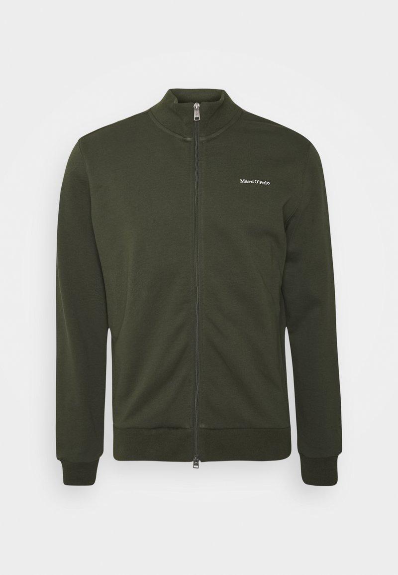 Marc O'Polo - Zip-up hoodie - rosin