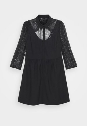 VIVIEN - Day dress - noir