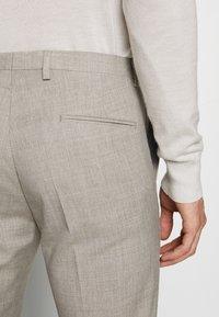 Viggo - OSTFOLD TROUSER - Trousers - grey - 3