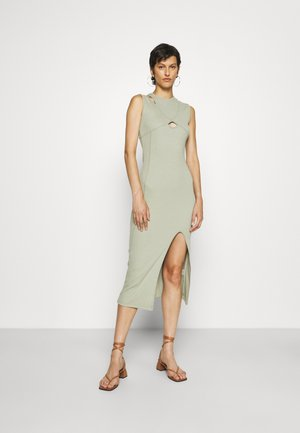 DRESS - Maxi dress - sage