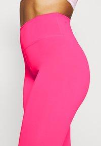 Nike Performance - ONE - Medias - hyper pink/white - 5