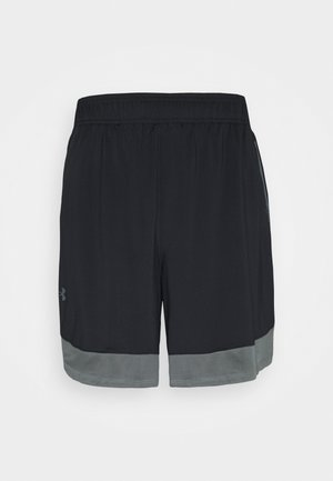 TRAIN - Sports shorts - black