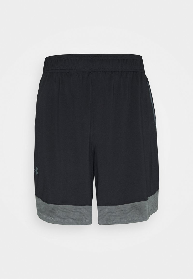 Under Armour - TRAIN - Sports shorts - black
