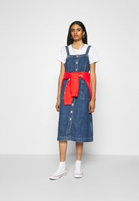 Levi's® - CALLA DRESS - Denim dress - out of the blue - 1