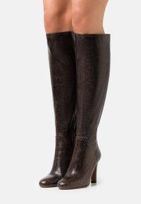 San Marina - AGNA - Boots - choco - 0