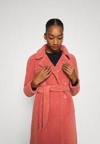 King Louie - EDITH COAT MURPHY - Classic coat - pink - 3