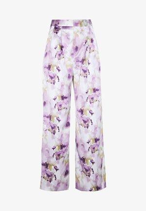 MINA TROUSERS - Bukse - lilac