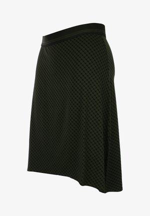 A-line skirt - palm