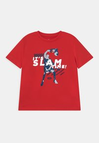 GAP - BOY GRAPHICS - T-shirt con stampa - pure red - 0
