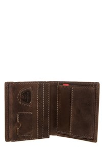 Strellson - BAKER STREET - Wallet - dark brown - 3