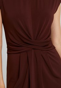 Anna Field - BASIC - Vestido informal - bitter chocolate - 4