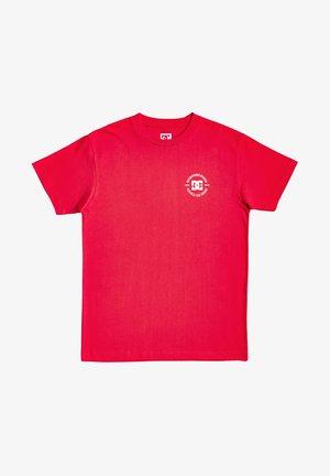 STAR PILOT - Camiseta estampada - racing red