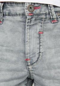 Camp David - Denim shorts - jogg grey - 4