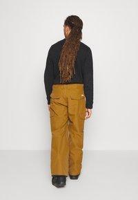 Quiksilver - PORTER - Snow pants - bronze brown - 2