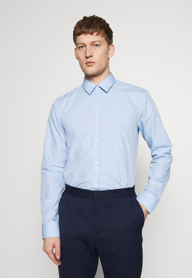 HUGO - ELISHA - Formal shirt - light/pastel blue