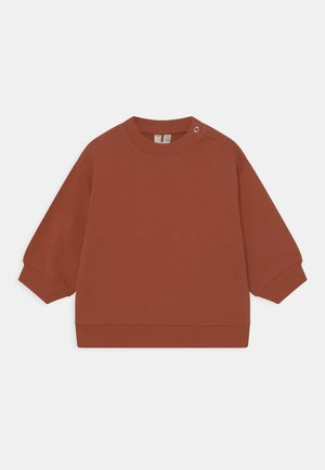 UNISEX - Sweatshirt - dark brown