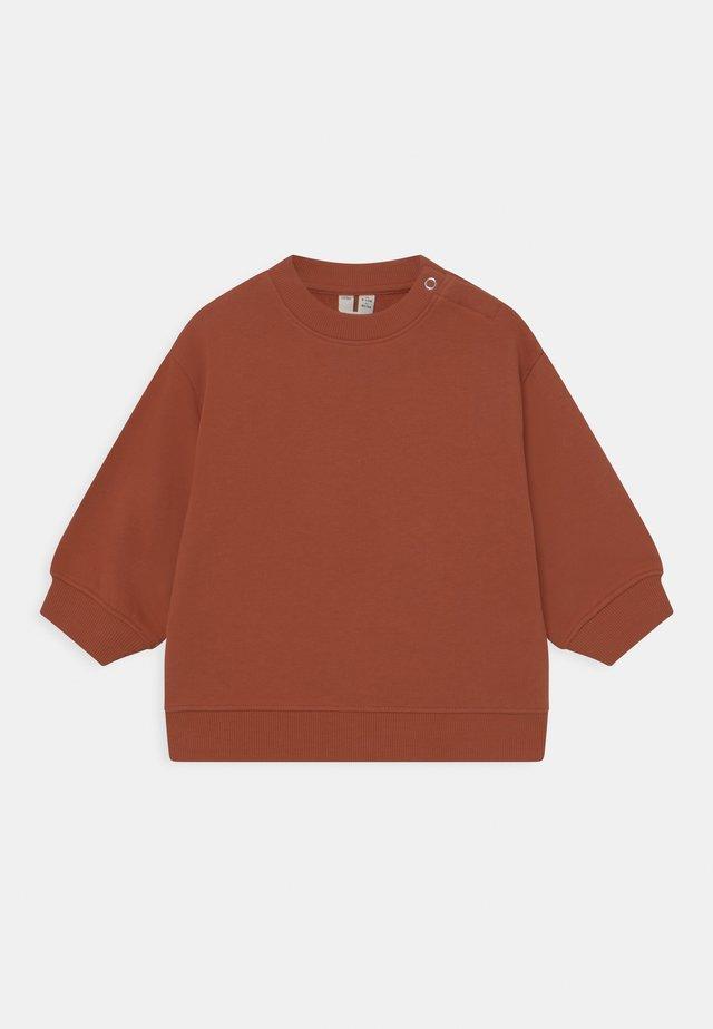 UNISEX - Sweater - dark brown