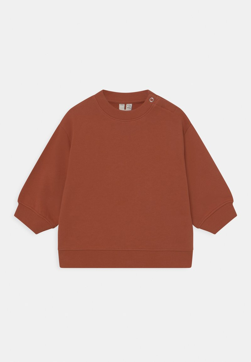 ARKET - UNISEX - Sweatshirt - dark brown