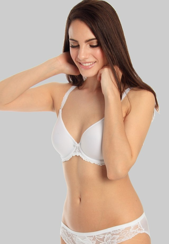 MORNING FLOWER - Soutien-gorge à armatures - weiß