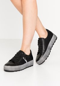 Gabor Comfort - Trainers - black - 0