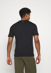 Calvin Klein Performance - SHORT SLEEVE - T-shirt con stampa - black - 2