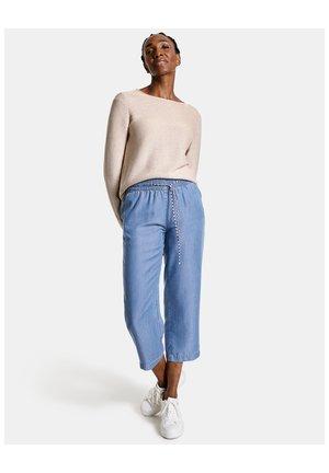 Straight leg jeans - blau mit use