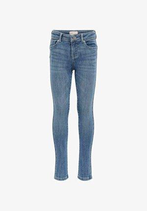 KONPOWER - Jeans Skinny Fit - light blue denim