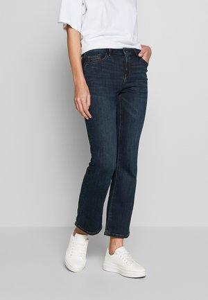 Bootcut jeans - blue dark wash
